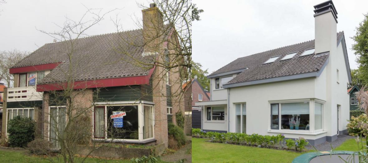 Renovatie jaren \'70 woningen - PIETER DE BOER