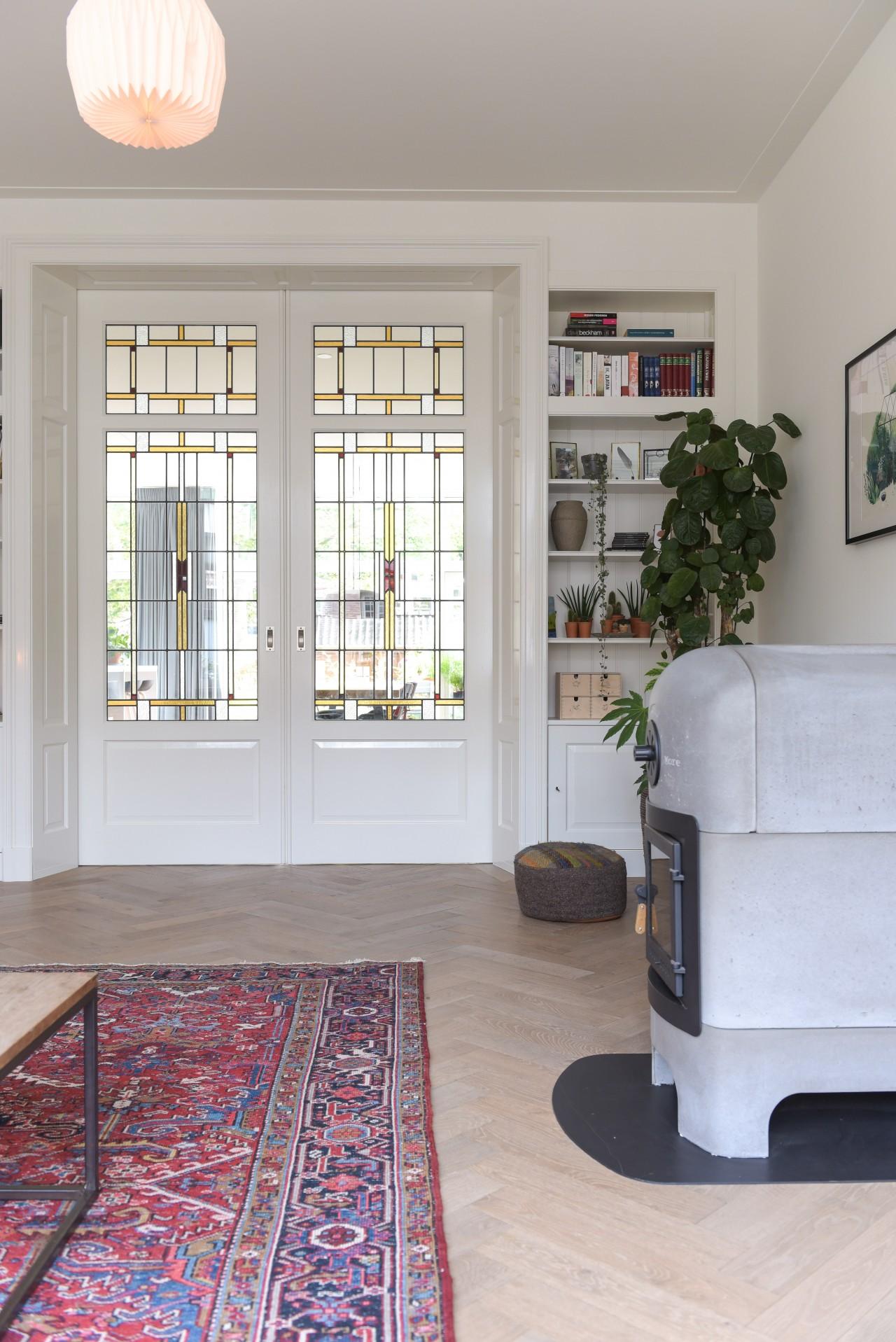 Totaal gerenoveerde jaren 20 villa in Alkmaar - PIETER DE BOER