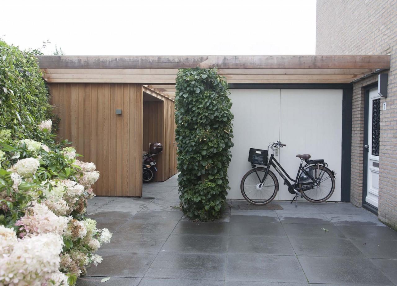 Garage Boer Diever : Totale verbouwing oudorp pieter de boer